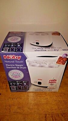 Nuby Natural Touch Steriliser and quick dryer