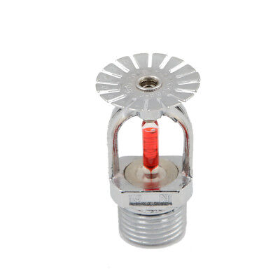 ZSTX-15 68℃ Pendent Fire Extinguishing System Protection Fire Sprinkler HeadE&F