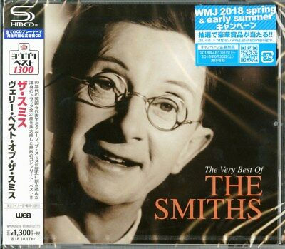 Smiths-Very Best Of The Smiths-Japan Shm-Cd C41