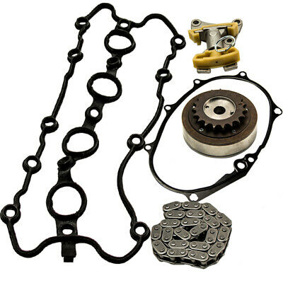 Timing Chain Kit For Audi A3 A4 A5 A6 Vw Golf Eos Passat Skoda 1 8