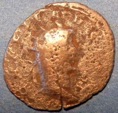 Roman Ancient Coin  Denar Silver n Undetified