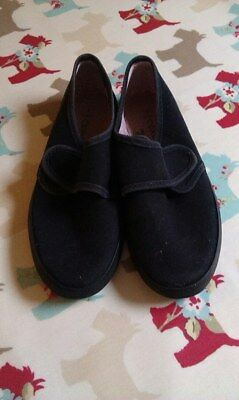 Girls Plimsolls Size 1 From Next Good Used Condition