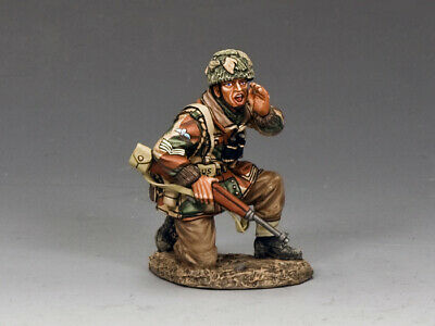 King and (&) Country MG049(P) - Sergeant Jack Scott