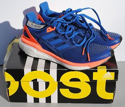 100% authentic 3b569 a7766 Neuf pour Homme Taille Us 8 Adidas Energy Boost M Bb3453 Bleu
