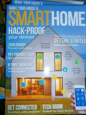 Make Your House A Smart Home Bookazine (new)