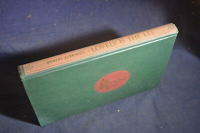 1945 *FIRST* Lovely is the Lee by Robert Gibbings
