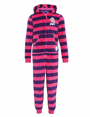 M&S Hooded Moshi Monsters Poppet Fleece Jumpsuit Age 9-10 yrs BNWT