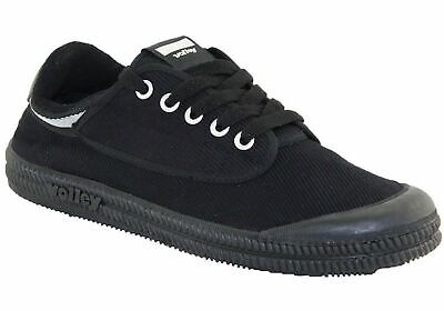 New Dunlop Volley Mens Lace Up Canvas Casual Shoes