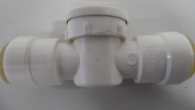 "Watts 3539B-10 Sea Tech Stop Valve 1/2"" CTS"