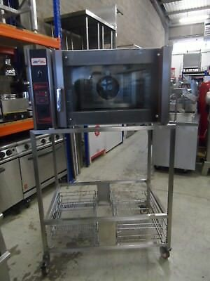 Eurofours 4 Rack Bake Off Oven with Stand 600mm x 400mm Trays RHD £700 + Vat