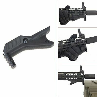 light weight Angled Foregrip Compact HandStop Grip for 20mm Rail Hunting