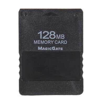 BW#A 128MB 128M Memory Card Save Game Data Stick for Sony Playstation 2 PS2