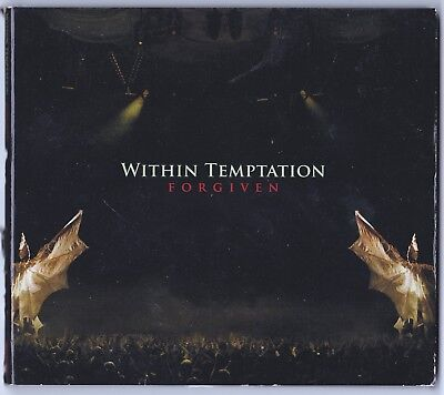 Within Temptation - Forgiven - Limited 5 Track Maxi Single Digipack Musik CD