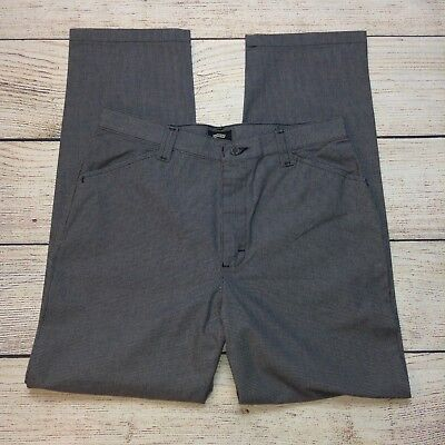 Riders Casuals Dress Pants Size 10P Petite Womens Slash Pocket Houndstooth