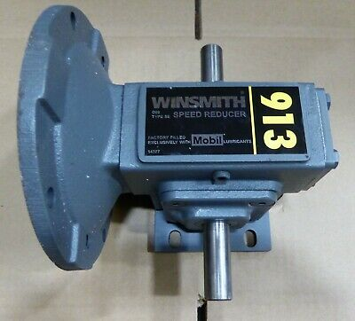 Winsmith Gear Speed Reducer 913MWT  56c  10:1 Ratio