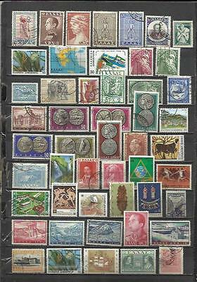 G116-Lote Sellos Grecia Sin Tasar,Greece Stamps Lot Without Pricing Without