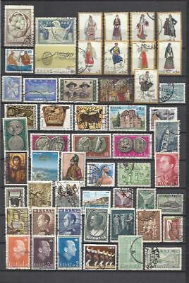 G874-Lote Sellos Grecia Sin Tasar,Greece Stamps Lot Without Pricing Griechenland