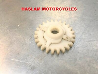 cagiva prima 50 water pump gear