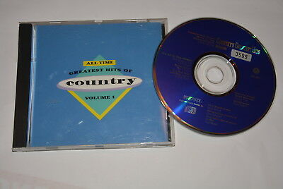 CD:  Various – Country's Greatest Hits Volume 6 Superstars - 1991