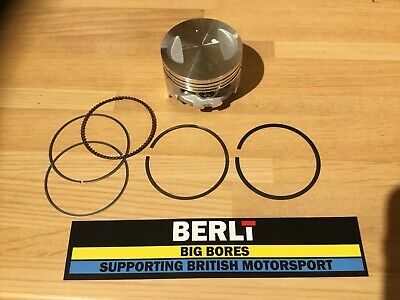 HONDA XR125 150cc Big Bore OHV 95 To 08  62mm Piston And Rings (As Per Photo)