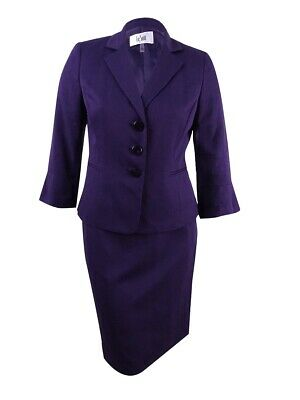 Le Suit Women's Skirt Suit