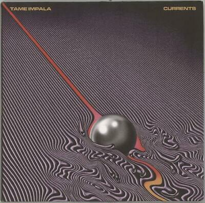 Tame Impala Currents - 180gm + Postcards 2-LP vinyl record (Double Album) AUS