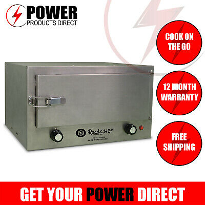 Road Chef 12V Oven - Large - Free Freight - Delivery On September 1St