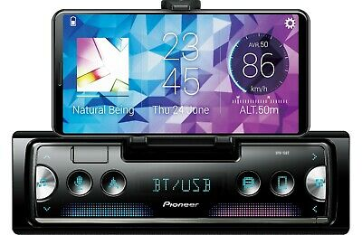 Pioneer - SPH-10BT - Bluetooth Digital Media Receiver w/ Pop Out Cradle