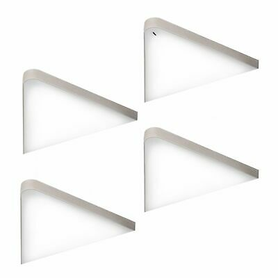 LED LUCE SOTTOPENSILE Cucina Key-T Dimmerabile 4 X5 W Bianco ...