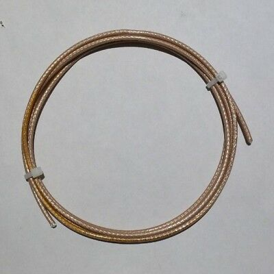 4C-2V 75ohm Video surveillance coaxial cable 96-shielded 3KV 3FT RG59 SYV-75-4