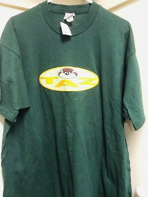 36ed3e6ae vintage OG 1997 dead stock Looney Tunes T-Shirt HIP HOP Taz XL new NWT