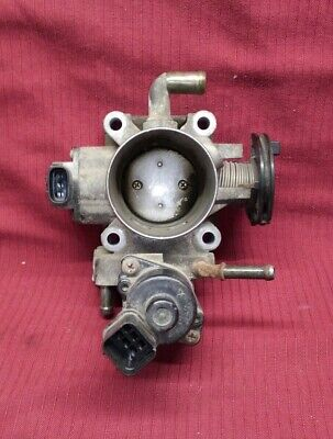 2004 SUZUKI VITARA Throttle Body w/Mass Air Flow Sensor 51k - $78 65