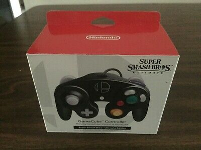 Nintendo GameCube Controller Super Smash Bros Ultimate Edition official switch