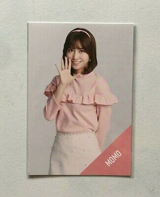 *Rare* Twice Japan Official Candy Pop Cafe Momo Limited Edition Post Card