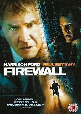Firewall (DISC ONLY) DVD Action