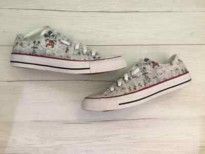 MouseArtigianali All In Mickey Scarpe Converse Star Custom Made Italy 0wOPkn