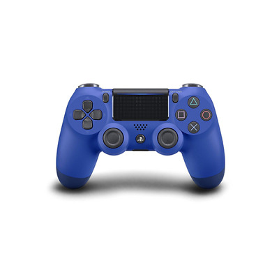 Controller PS4 JoyPad DualShock®4 Wireless V2 per Sony Play Station 4, Wave Blu