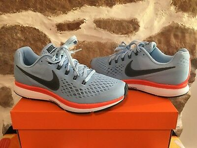 free shipping 9015d 0c0ef nike air zoom pegasus 34 pour femme (taille 39)