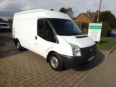 2012 62 Ford Transit MWB 12 Months MOT, Service and Warranty