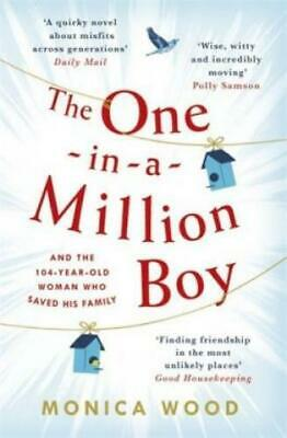The One-in-a-Million Boy The touching novel of a 104-year-old woman's frien 3038