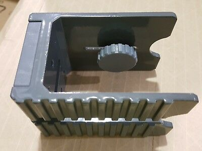 Spectra Precision 5.2XL laser level magnetic mounting bracket 1213-0600 1/4 x 20