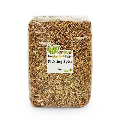Pickling Spice Mix 1kg | Buy Whole Foods Online | Premium Quality | Free UK P&P