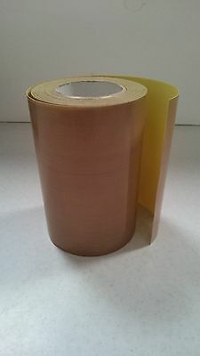 heat/vacuum sealer/packer PTFE self adh glass Teflon tape 200 x 0.15mm * per mtr