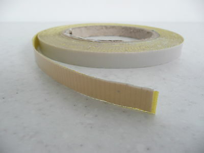 virgin skived PTFE self adhesive Teflon tape 10 x 0.25mm * per 1mtr