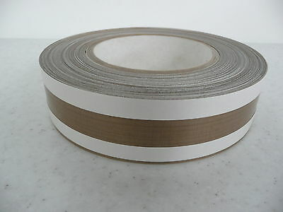 heat /vacuum sealer/packer PTFE zone glass Teflon tape 9/17/9  * per mtr