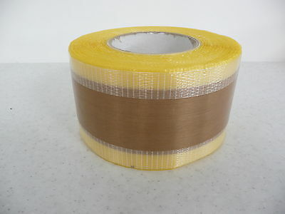 heat /vacuum sealer/packer PTFE HS glass Teflon tape 75/55/45  *  per mtr