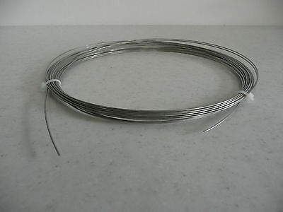 sealing / cutting wire / blade Ø 0.9mm low resistance  * per mtr