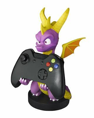 """Official Spyro the Dragon Cable Guy 8"""" PS4 / Xbox One Controller / Phone Holder"""