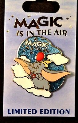 Disney Pins - DLR - Magic is in the Air: Dumbo  - LE 3000