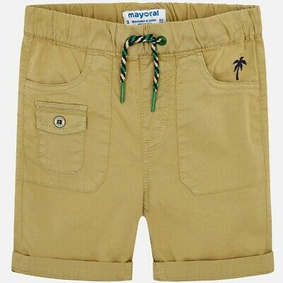 New Boys Mayoral Adventure Bermuda Shorts, Age 2 Years , (3237)